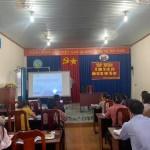 Chuyên đề nâng cao năng lực  CBQL, giáo viên , học sinh về ATGT cho nụ cười trẻ  thơ tại trường  TH Hiệp Thuận